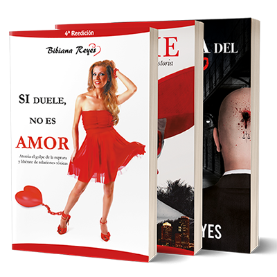 pack 3 libros