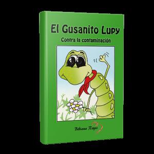 Libro El gusanito Lupy